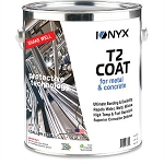 IONYX T2 FOR METAL & CONCRETE - SATIN 4 OZ KIT
