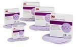 3M™ PURPLE FINISHING FILM HOOKIT™ DISC, 6 IN, P2000, 50 DISCS PER BOX