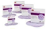 3M™ PURPLE FINISHING FILM HOOKIT™ DISC, 6 IN, P800, 50 DISCS PER BOX