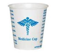 MEASURING CUP 16 OZ. / 50 PACK