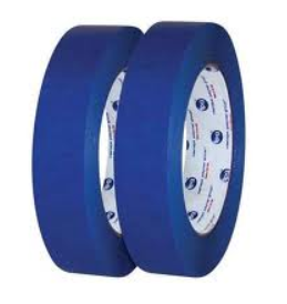 "BLUE UV RESISTANT OUTDOOR TAPE 1-1/2"" RL"