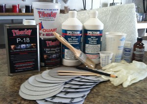 QUART REPAIR KIT BUNDLE
