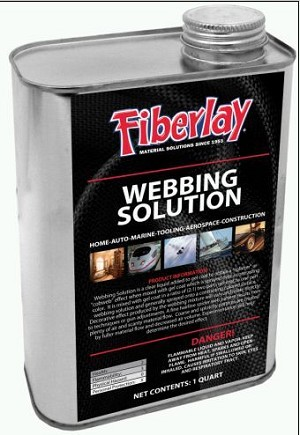 WEBBING SOLUTION PINT